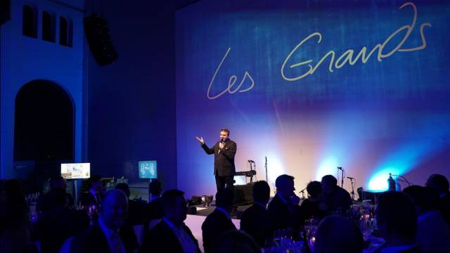 Geldermann + Les Grands Dinner