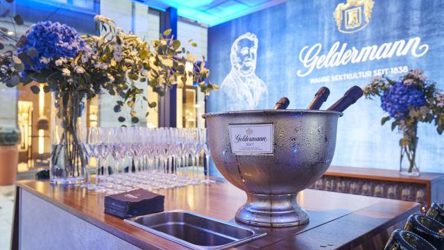 Geldermann Pop Up Bar