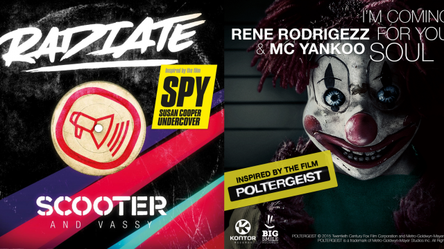 Kontor Records + Spy + Poltergeist